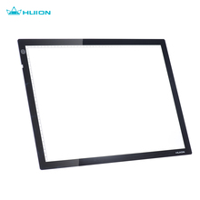"HUION A3 21""Adjustable Drawing Tablet Drawing Pad LED Light Box for Drawing Tracing Graphic Pad with Power Adapter US Plug"