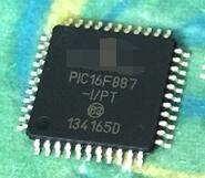 PIC16F887-I/PT   TQFP44  20PCS<br>
