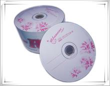12cm High quality empty / blank record CD disc / disk for CD-R 700MB 12X-52X 50PCS