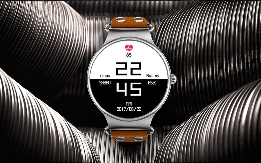 LANGTEK KW98 Smart Watch Android 5.1 3G WIFI GPS Watch MTK6580 Smartwatch iOS Android For Samsung Gear S3 Xiaomi PK KW88