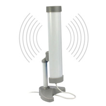 Top Quality New Long Range(3KM) High Power(5800MW) 58DBI USB Clipper Wireless Wifi Adapter Antenna Free Shipping H3T5