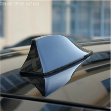 3D Shark fin car antenna Fit For KIA Sportage R 20102011 2012 2013 2014 For VW POLO car styling(China)