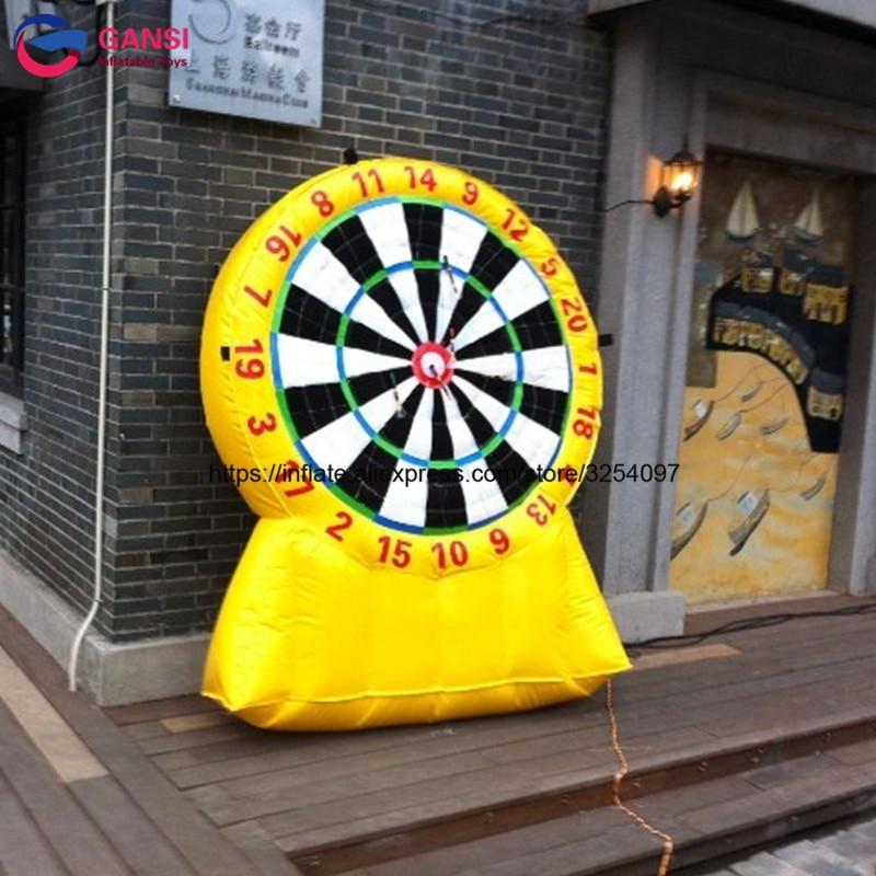 inflatable soccer dart57