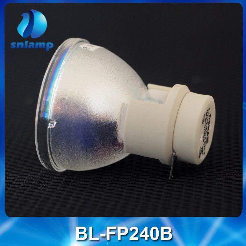 Original Projector Bare bulb BL-FP240B for TX635-3D/TW635-3D<br><br>Aliexpress