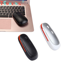 Reliable Slim 2.4GHz 1600DPI Wireless Mouse Wireless Mouse USB 2.0 Receiver Laptop
