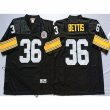 Mens Retro 1996 Jerome Bettis Stitched Name&Number Throwback Football Jersey Size M-3XL(China)