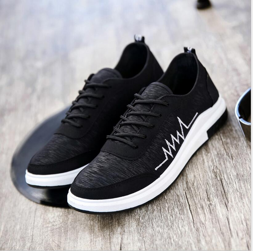 2017 new mens casual canvas shoes. Tide mens sports shoes. Fashion spring men and women shoes .. casual shoes<br><br>Aliexpress