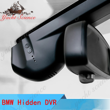 WIFI Car DVR night vision Dash Camera WDR HD 1080P Hidden car dvr for  1 3 5 series X3 X5 GT Support APP control