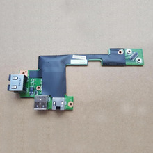 I/O Sub Card Ethernet Modem USB Port Board For Lenovo Thinkpad T510 T510I W510 Series, FRU 63Y2124(China)