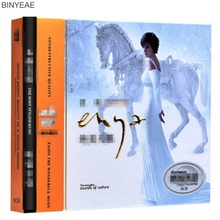 BINYEAE- new CD seal: Enya album selection song sounds of nature vinyl car music 3CD disc [free shipping](China)