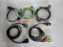 Star Multiplexer And Cables MB Star Diagnosis Tool include 16pin cable  38pin cable 14pin cable  8pin cable net cable