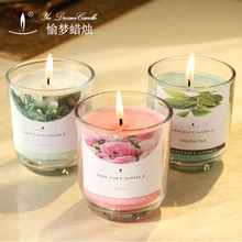 The discovery of imported natural essential oil aromatherapy candle birthday candle scented candle making wedding decor
