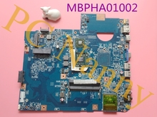 laptop motherboard for acer aspire 5542G 5542 MBPHA01002 48.4FN02.011 AMD SOCKET S1 DDR2 INTEGRATED WITH GOOD QUALITY