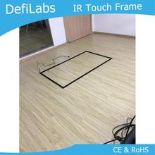 DefiLabs 50 inch Infrared Touch frame for Digital Signage / interactive multi touch overlay-10 points,Stable and no drift(China)