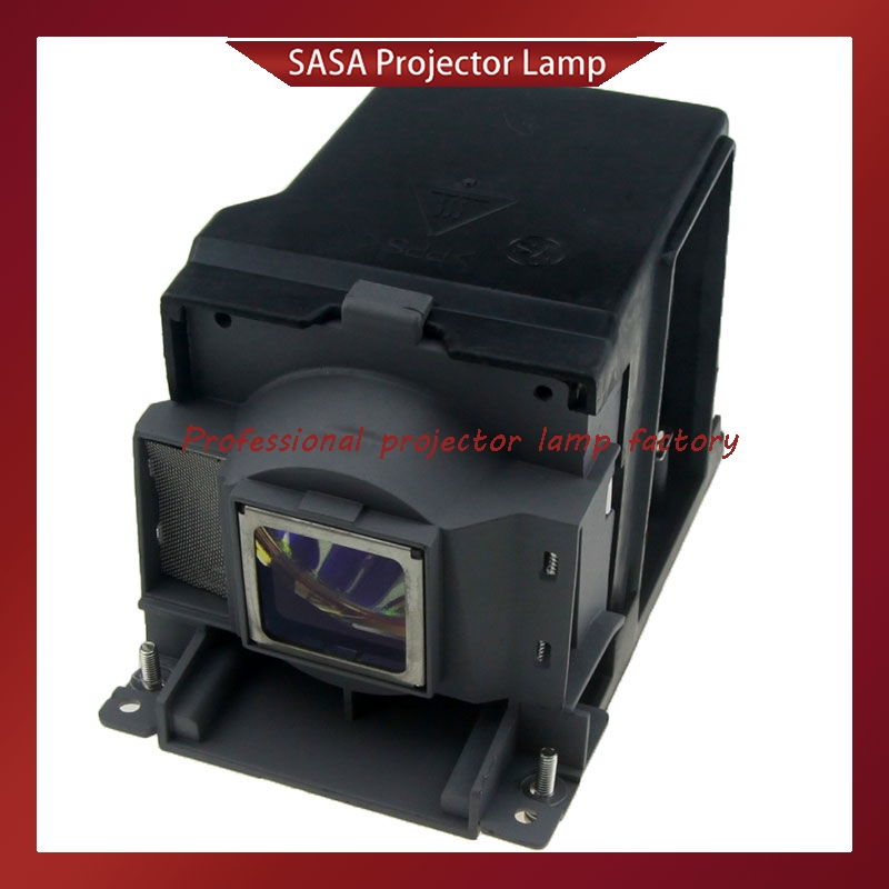 Compatible Projector Lamp with Housing TLPLW10/SHP90 for TOSHIBA TDP-TW100/TDP-T100/TLP-T100/TDP-T99 PROJECTOR<br>