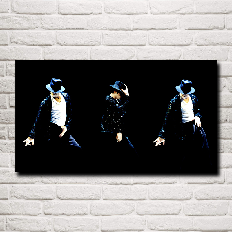 Wall poster size