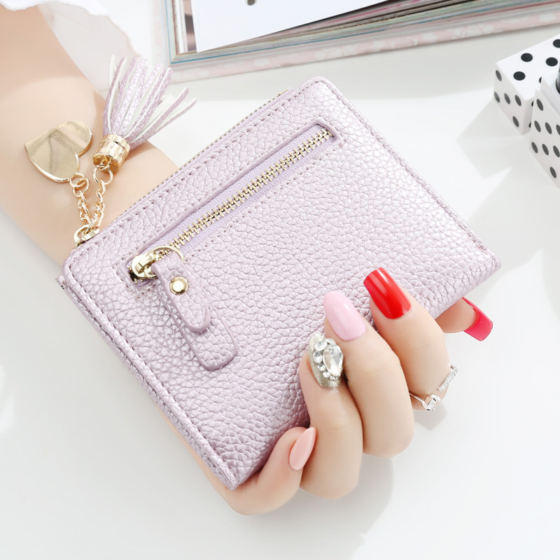 Aolen womens wallet 2016 clutch short wallets and purses ladies leather luxury brand famous zipper messenger bags design high<br><br>Aliexpress