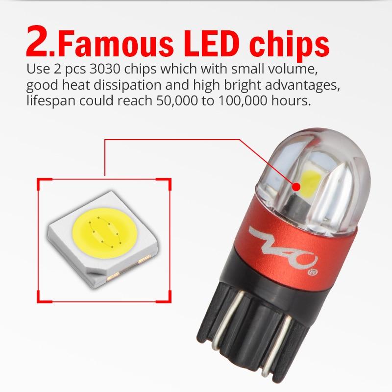 LED T10 W5W bulb (7)