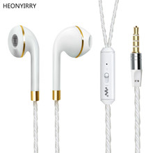 Buy In-Ear Earphone iPhone 6s 6 5 Xiaomi Hands free Headset Bass Earbuds Stereo Headphone Apple Earpod Samsung earpiece for $1.22 in AliExpress store
