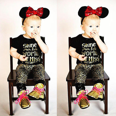 2016 Fashion clothes for infant baby girl clothes short shirt and long pants 2 pieces. baby girl clothes for babies set SY138<br><br>Aliexpress