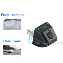 Wholesale Mini Car front Camera Auto rear view cam Waterproof Reverse Parking Camera Parking System High quality safe Assist