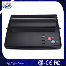DHL Free shipping Original Top quality Professional Black A4 Tattoo thermal copier stencil copy Transfer Machine Printer Machine