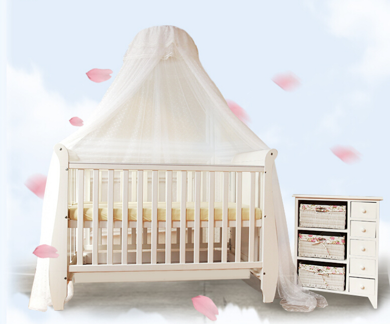 Folding Baby Bed Canopy Mosquito Net Free Shipping,Bright Color Portable Baby Mosquito Polyester Mesh Tent,Infant Beds Net Tent<br><br>Aliexpress
