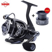 SeaKnight Worm Shaft Structure 13BB GA2000/3000/4000 Carbon Fiber Handle Super Light Spinning Fishing Reel