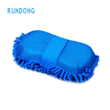 2017 fashion   Ultrafine Chenille Fiber Multifunctional Hand Towel Cleaning Car Glove  quality  Limpador Limpador hot 17june1