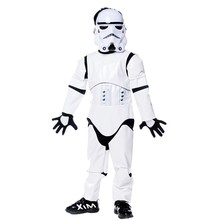 Buy 2017 New Children Deluxe Star Wars Force Awakens Storm Troopers Halloween Costume Kids Cosplay halloween costume kids for $23.79 in AliExpress store