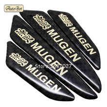 Buy Mugen Car Door Protector Door Side Edge Protection Guards Sticker Honda Spirior CRZ Jet Crosstour Dio Accord Civic CRV Fit for $8.18 in AliExpress store