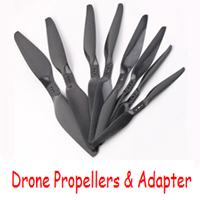 4.Drone Propellers & Adapter