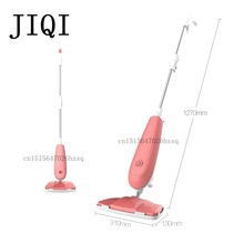 JIQI household 1200W multifunction Steam Cleaners electric Steam mop 320ml capacity