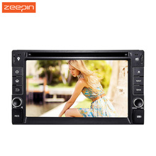 DU6533 2 Din Android Quad-Core Wifi 3G GPS Navigation Can Bus Car Video DVD Player Stereo Autoradio , In-dash 6.2'' Touch Screen