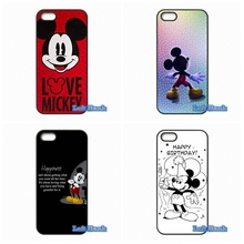 Mickey Mouse Hard Phone Case Cover For LG G2 G3 G4 G5 Mini G3S L65 L70 L90 K10 For LG Google Nexus 4 5 6 6P