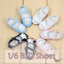1/6 BJD shoes Kitty Four differents styles Cute not for Blyth doll
