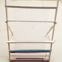 Wooden Knitting Machine Knitting Loom Knit Hobby Tool Wool Yarn Child Educational Toys 70*50*3cm(China)