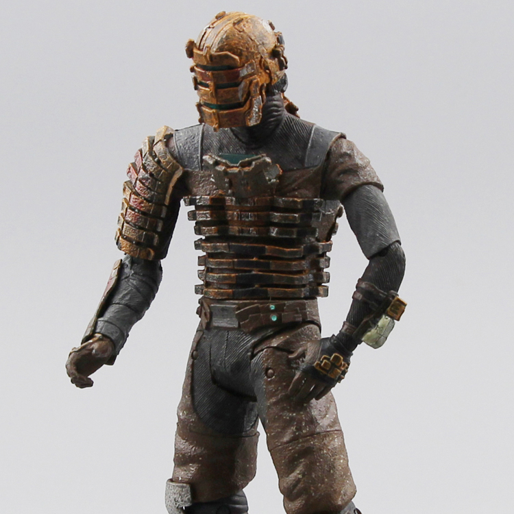 Free shipping bulk NECA  Dead Space Isaac Clarke armor Doll statue Mark of good quality<br><br>Aliexpress