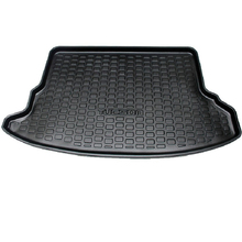 special for Hyundai Tucson dedicated trunk mats trunk mat mat after the warehouse no odor waterproof three-dimensional high-side