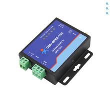 USR-GPRS232-734 gsm modem rs485 port GPRS DTU support SMS Network AT Commands HTTPD Client Municipal industry