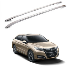 For Honda UR-V URV 2017.2018 Roof Racks Auto Luggage Rack High Quality Brand New Aluminum Screw Installation Car Accessories(China)