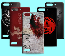 Ice and Fire Cover Relief Shell For Huawei Ascend P6 P7 Cool Game of Thrones Phone Cases For Huawei Ascend P6 mini G6