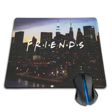 Babaite Sales Gaming Mousepad Friends in Manhattan Promotion Retail Mouse Pad Custom Computer Gaming Anti-Slip Rubber Mouse Pad(China)