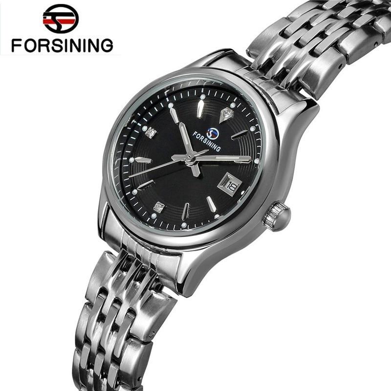 2017 New Relogio Feminino Watche Forsining Luxury Brand Womens Day Quartz Wristwatch Free Shipping<br><br>Aliexpress