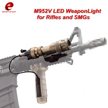 Airsoft SF M952V LED Tactical Weapon Light CREE Q5 Rifles Flashlight White and IR Output Softair EX192 WATERPROOF AND SHOCKPROOF