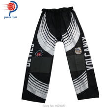OEM unique design Sublimated Ice Hockey Pants(China)