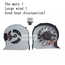 NEW cpu cooling fan for Tsinghua Tong Fang K485 Sharp K41H fan K41H K489 laptop cpu cooling fan cooler