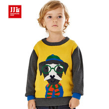 boys sweater animal kids winter sweater boy pullover children clothing boys knitting clothes roupas infantis menina