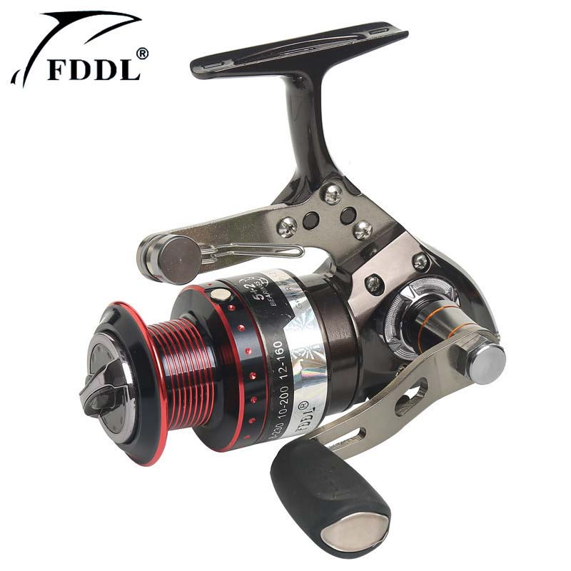 FDDL Brand B636 Patented Bearing Design Fish wheel 5+2BB All Components Are All Metal 3000-4000 Fishing Reels<br><br>Aliexpress
