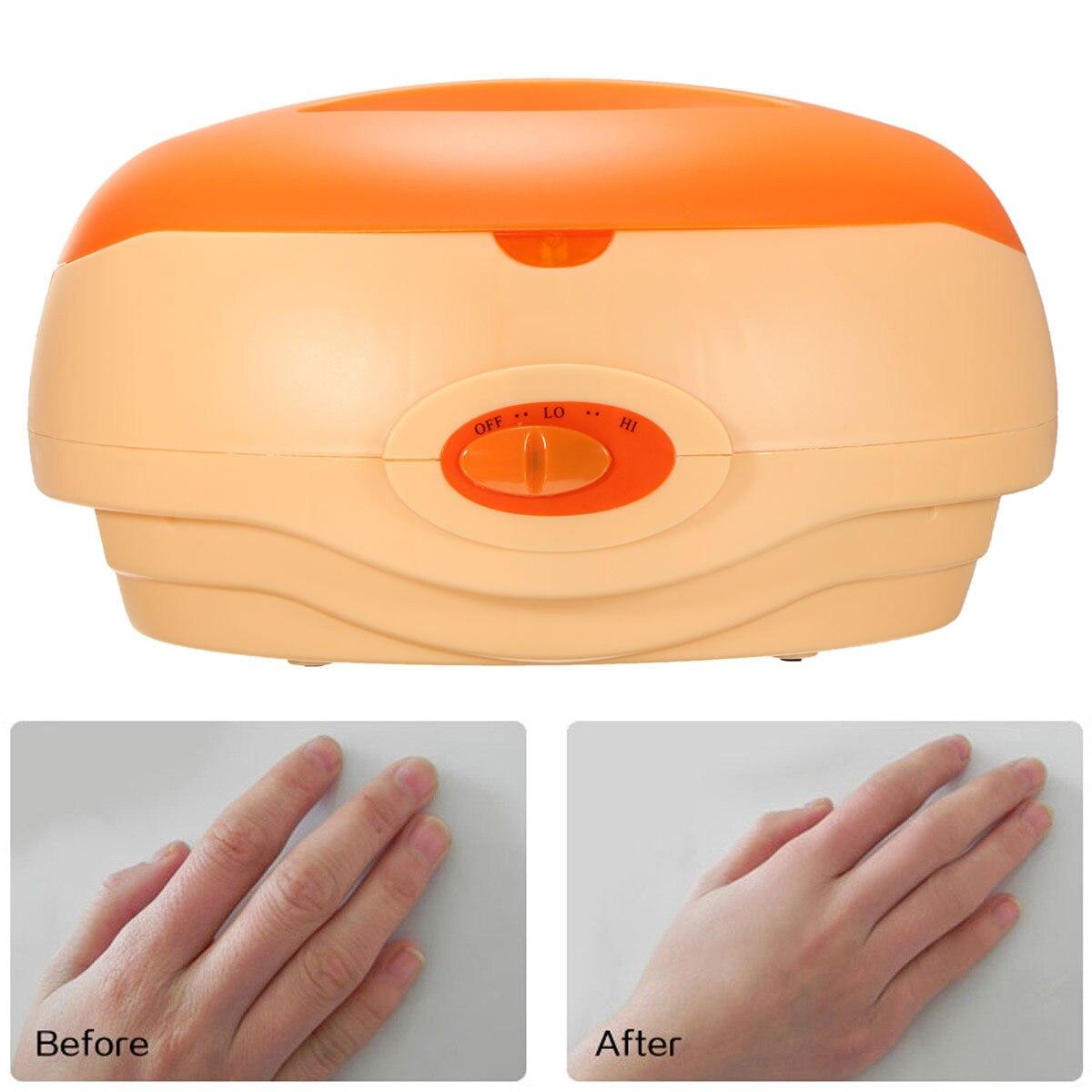 Hot 180W Paraffin Therapy Bath Wax Pot Warmer 2 Level Control Machine Beauty Salon Spa Keritherapy System Wax Heater Equipment<br>